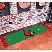 FANMATS Louisville Cardinals Putting Mat