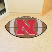 Nebraska Cornhuskers Football Mat
