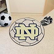 FANMATS Notre Dame Fighting Irish Soccer Ball Mat