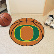 FANMATS Oregon Ducks Basketball Mat
