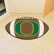 FANMATS Oregon Ducks Football Mat
