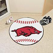 Arkansas Razorbacks Baseball Mat