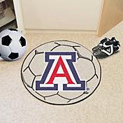 FANMATS Arizona Wildcats Soccer Ball Mat
