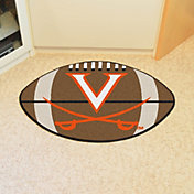FANMATS Virginia Cavaliers Football Mat