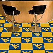 FANMATS West Virginia Mountaineers Team Carpet Tiles