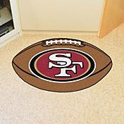 FANMATS San Francisco 49ers Football Mat
