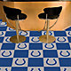 FANMATS Indianapolis Colts Team Carpet Tiles