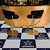 FANMATS Dallas Cowboys Team Carpet Tiles