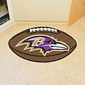 Baltimore Ravens Football Mat