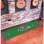 FANMATS Baltimore Ravens Putting Mat