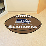 FANMATS Seattle Seahawks Football Mat