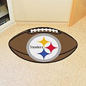 FANMATS Pittsburgh Steelers Football Mat