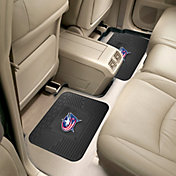 FANMATS Columbus Blue Jackets Two Pack Backseat Utility Mats