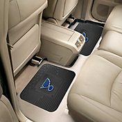 St. Louis Blues Two Pack Backseat Utility Mats