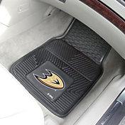 FANMATS Anaheim Ducks Two Piece Heavy Duty Vinyl Car Mat Set