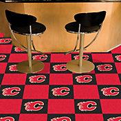 FANMATS Calgary Flames Carpet Tiles