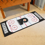 Philadelphia Flyers Rink Runner Floor Mat