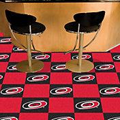 FANMATS Carolina Hurricanes Carpet Tiles