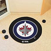 FANMATS Winnipeg Jets Puck Mat