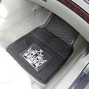 FANMATS Los Angeles Kings 2 Piece Heavy Duty Vinyl Car Mat Set