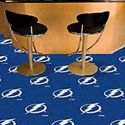 FANMATS Tampa Bay Lightning Carpet Tiles