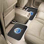 Edmonton Oilers Two Pack Backseat Utility Mats