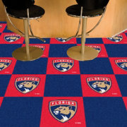 Florida Panthers Carpet Tiles