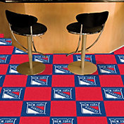 New York Rangers Carpet Tiles
