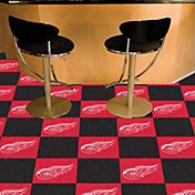Detroit Red Wings Carpet Tiles