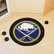 FANMATS Buffalo Sabres Puck Mat