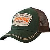 Field & Stream Ripstop Fishing Patch Mesh Cap