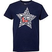 Field & Stream Girls' Glitter Star T-Shirt