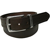 Field & Stream Men's Debossed Logo Leather Belt
