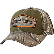 Field & Stream Men's Camo Patch Hat