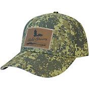 Field & Stream Men's Camo Patch Hat