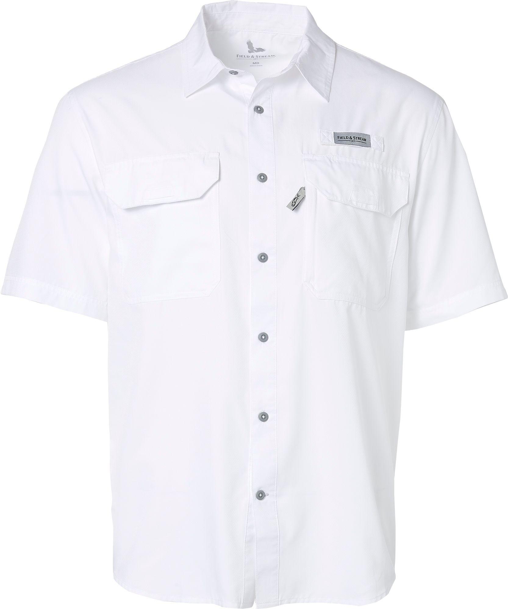 Field & Stream Men's 2017 Latitude Short Sleeve Shirt