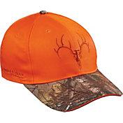 Field & Stream Men's Blaze Embroidered Skull Hat