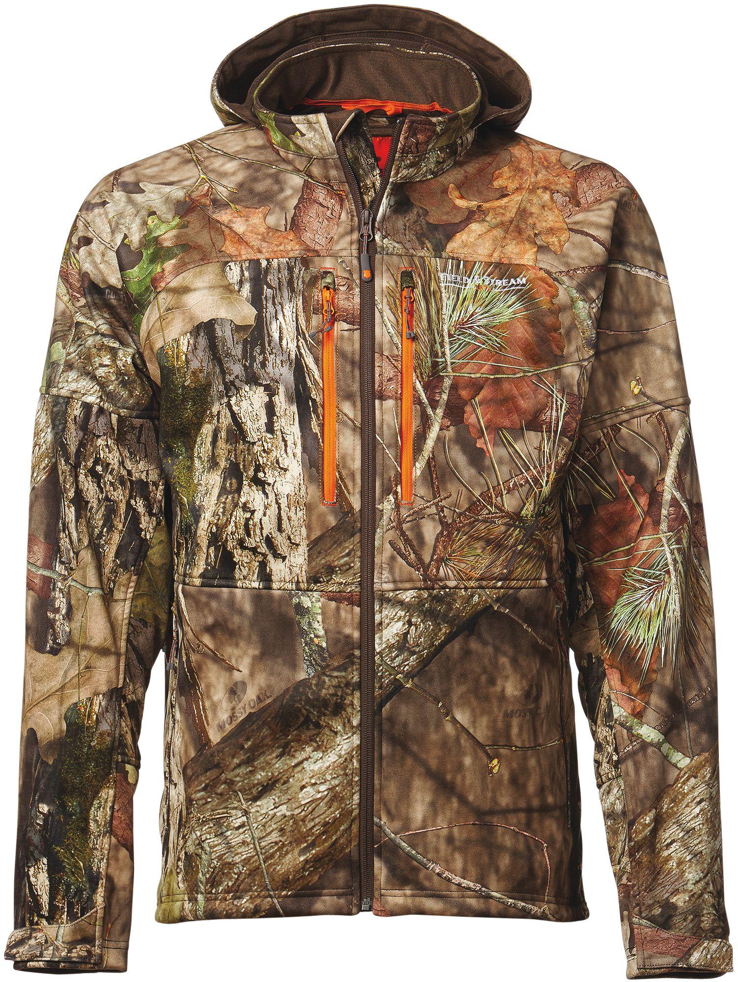 Field & Stream Men's Triumph Softshell Hunting Jacket, Size: Medium, Brown thumbnail