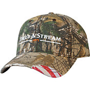 Field & Stream Men's Americana Flag Camo Hat