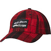 Field & Stream Men's Plaid Patch Hat
