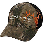 Field & Stream Men's Stretch Mesh Back Camo Hat
