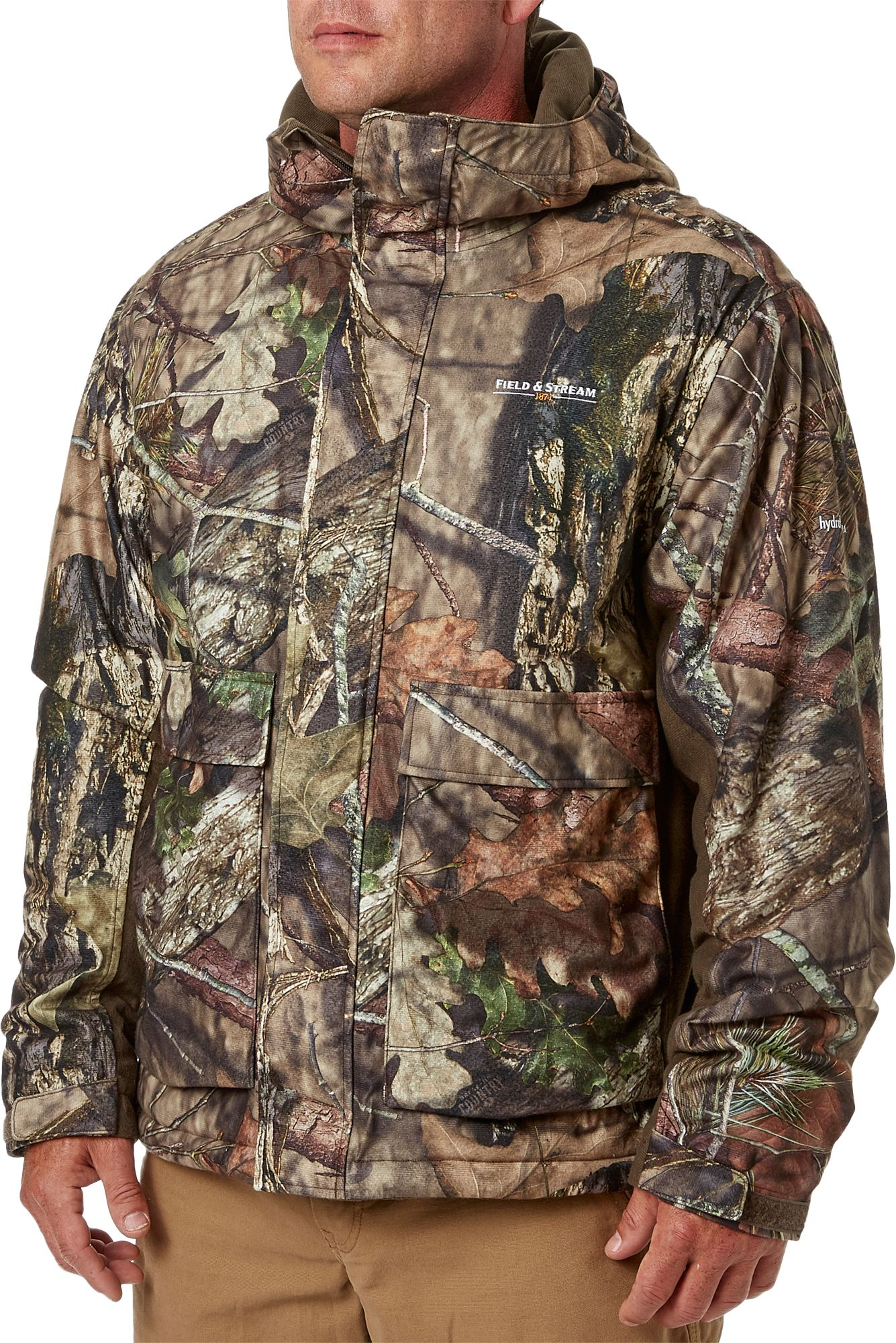 Field & Stream Men's True Pursuit Insulated Hunting Jacket, Size: Medium, Mossy Oak Brk Up Country thumbnail