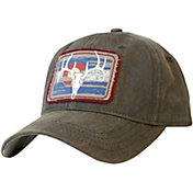 Field & Stream Men's Waxed Colorado Flag Hat