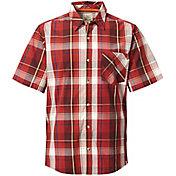 Field & Stream Men's Plaid Short Sleeve Shirt