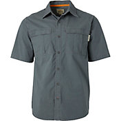 Field & Stream Men's Ripstop Woven Short Sleeve Shirt
