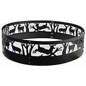 Field & Stream 30'' Wildlife Fire Ring