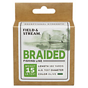 Field & Stream Angler Braided Fishing Line