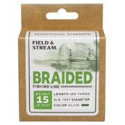 Field & Stream Angler Braided Fishing Line