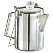 Field & Stream 9-Cup Coffee Percolator