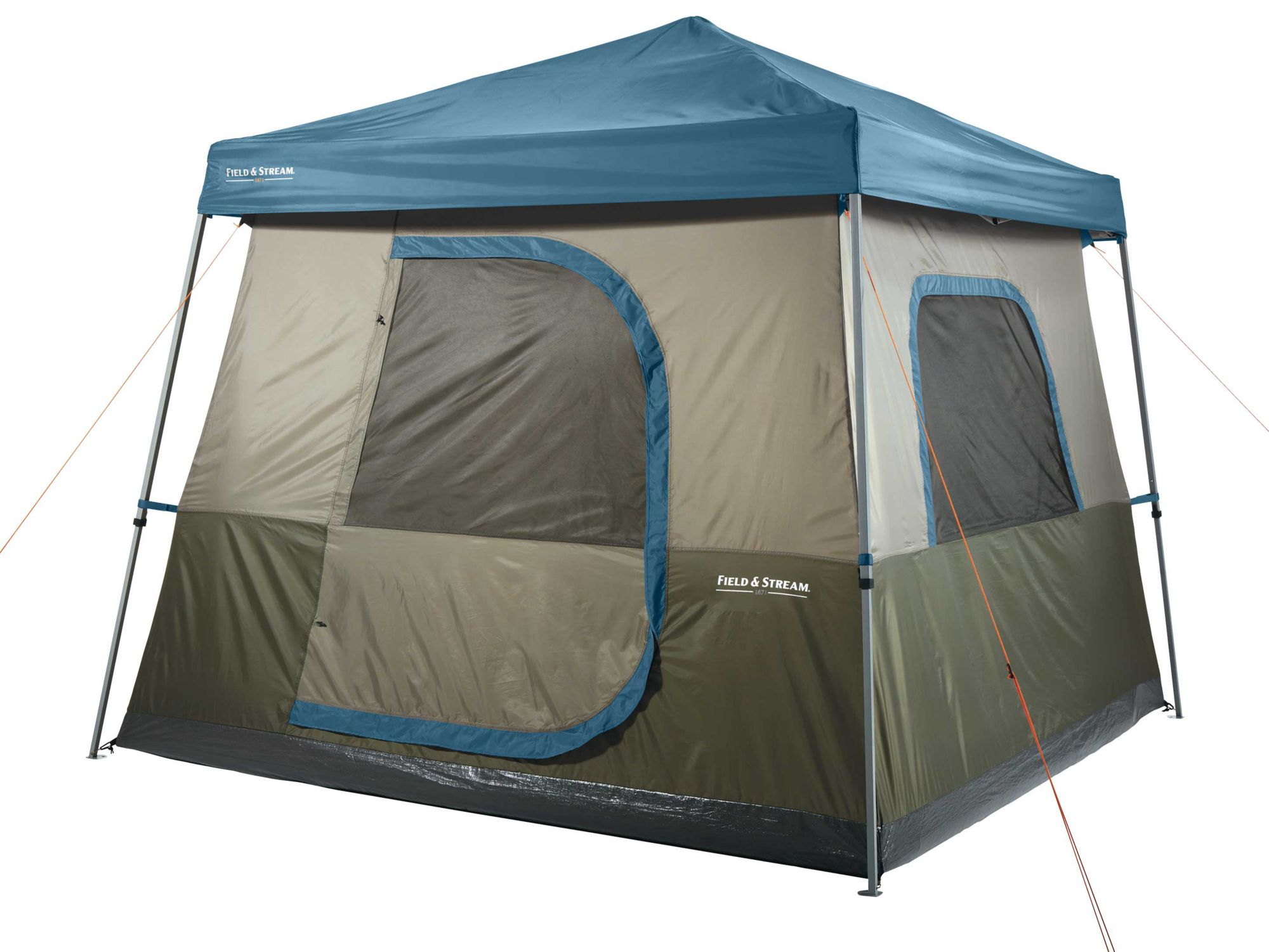 Product Image Field u0026 Stream 5 Person Canopy Tent  sc 1 st  DICKu0027S Sporting Goods : family sized tents - memphite.com